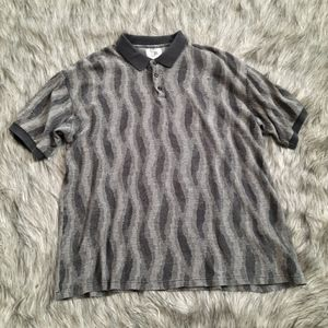 Vintage Y2K Pebble Beach Golf Polo Shirt XXL